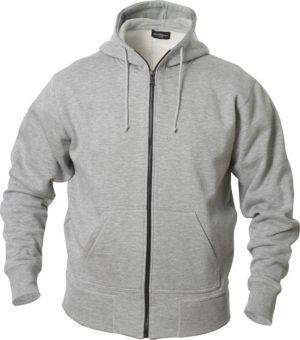 Danvers Grijsmelange van Clique - Categorie Sweatshirt