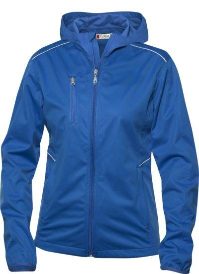 Monroe Ladies Kobalt van Clique - Categorie Jackets