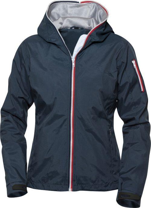 Seabrook Ladies Dark Navy van Clique - Categorie Jackets