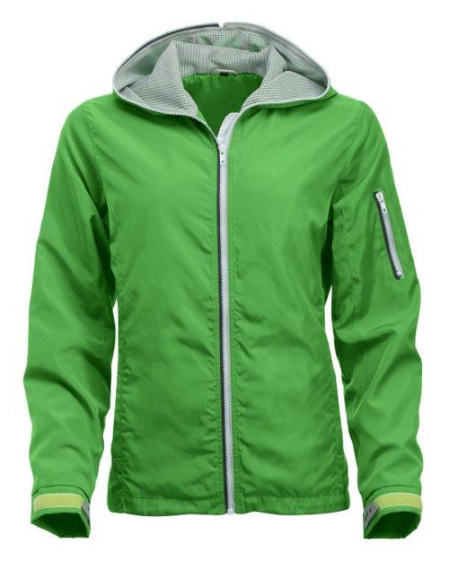 Seabrook Ladies Grasgroen van Clique - Categorie Jackets