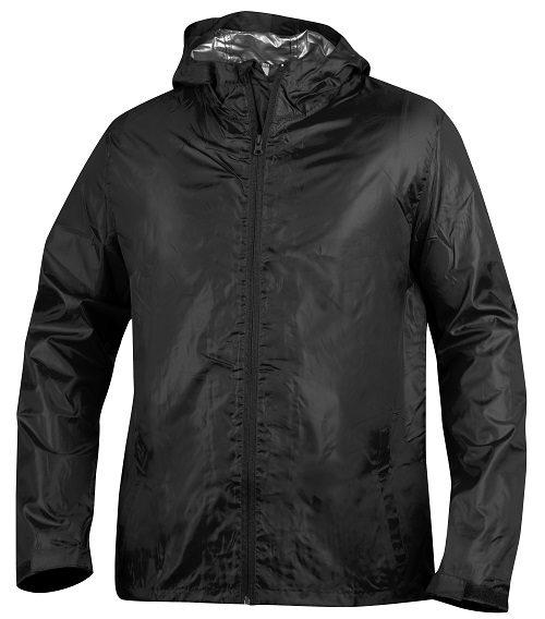 Hixson Zwart van Clique - Categorie Jackets