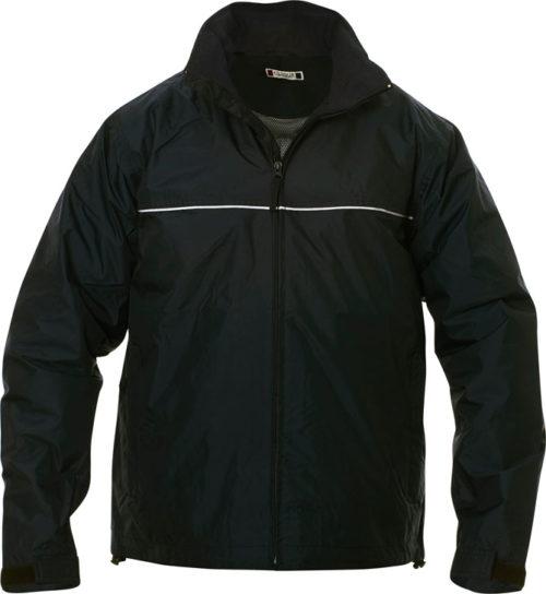 Allen Zwart van Clique - Categorie Jackets