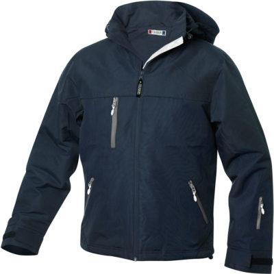 Morris Dark Navy van Clique - Categorie Jackets