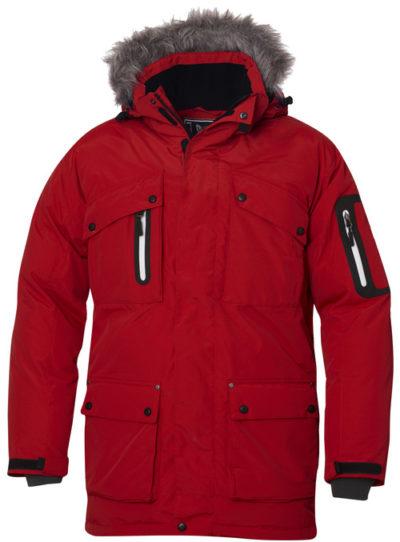 Malamute Rood van Clique - Categorie Jackets