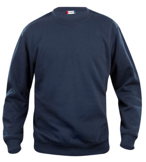 Basic Roundneck jr Dark Navy van Clique - Categorie Sweatshirts