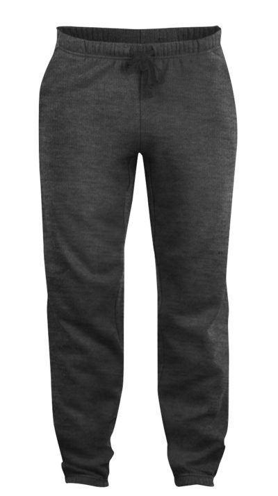 Basic pants jr Antraciet Mélange van Clique - Categorie Sweatshirts