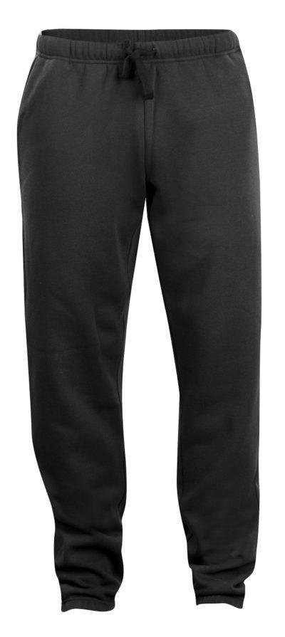 Basic pants jr Zwart van Clique - Categorie Sweatshirts