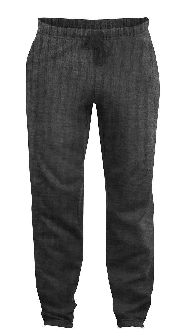 Basic pants Antraciet Mélange van Clique - Categorie Sweatshirts