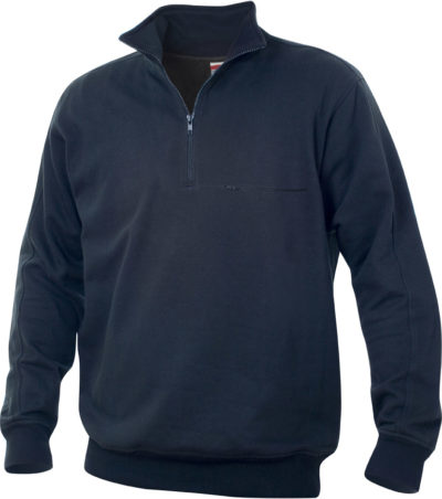 Cadiz Dark Navy van Clique - Categorie Sweatshirt