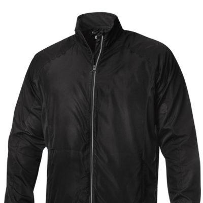 Active Wind Jacket Zwart van Clique - Categorie Jackets