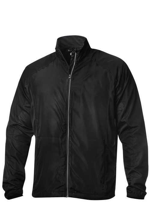 Active Wind Jacket Zwart van Clique - Categorie Jackets