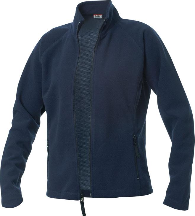Lyme Navy van Clique - Categorie Fleece