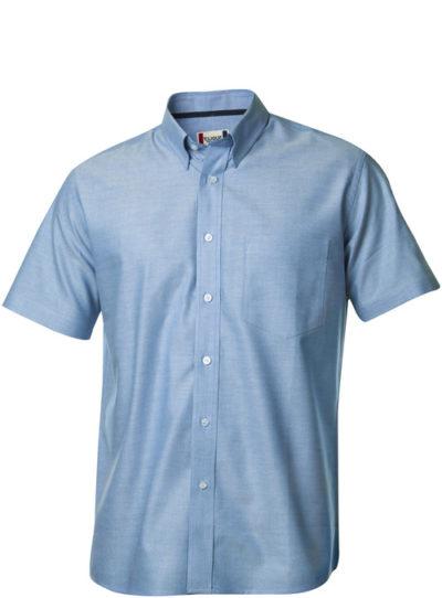 New Cambridge Kobalt van Clique - Categorie Shirts