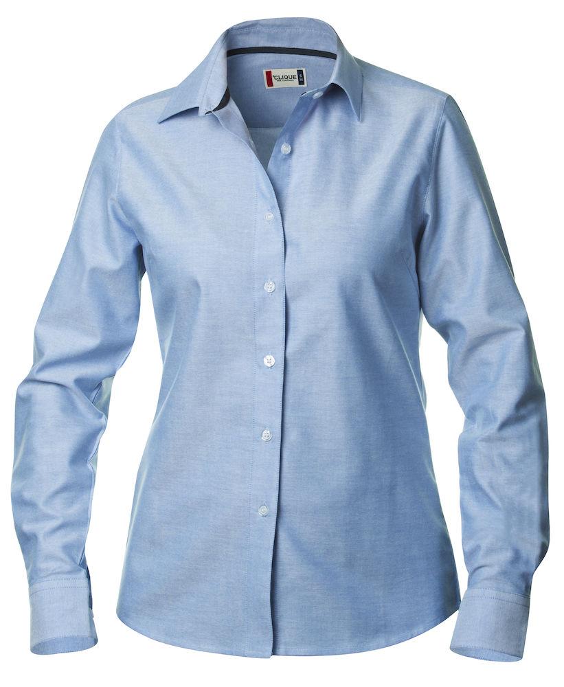 New Garland Kobalt van Clique - Categorie Shirts