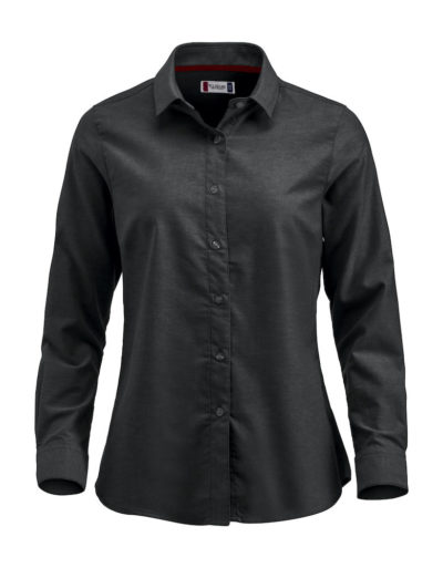 New Garland Zwart van Clique - Categorie Shirts