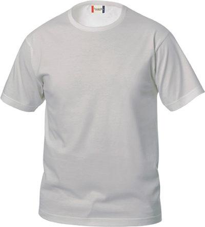 Basic-T Junior Grijs van Clique - Categorie T-Shirts