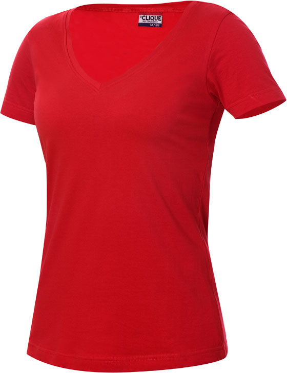 Arden Rood van Clique - Categorie T-shirts