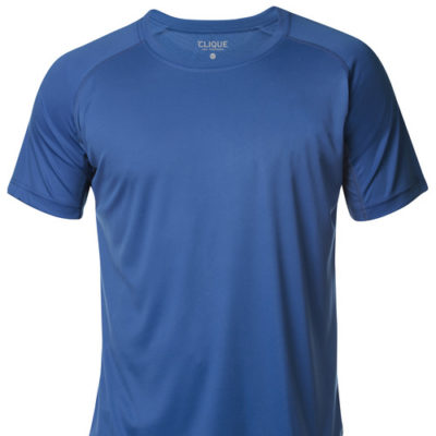 Active-T Kobalt van Clique - Categorie T-shirts