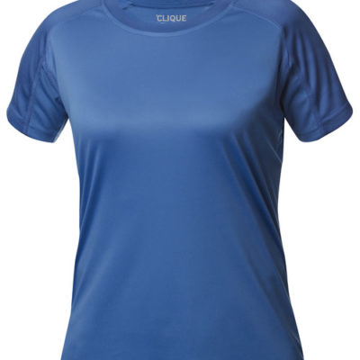 Active-T Ladies Kobalt van Clique - Categorie T-shirts