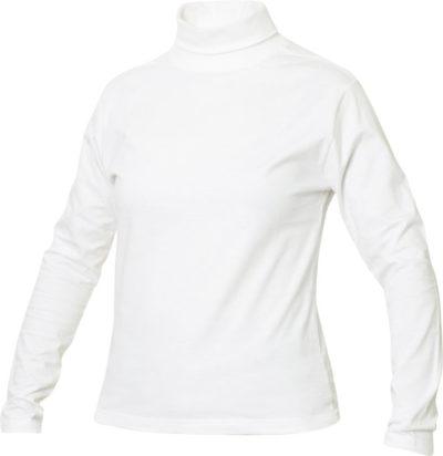 Ezel Wit van Clique - Categorie Rollneck