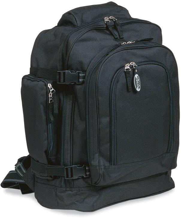 Backpack Large Zwart van Clique - Categorie Bags