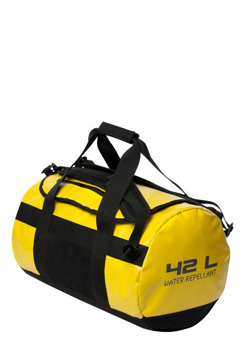 2 in 1 bag 42L Lemon van Clique - Categorie Bags