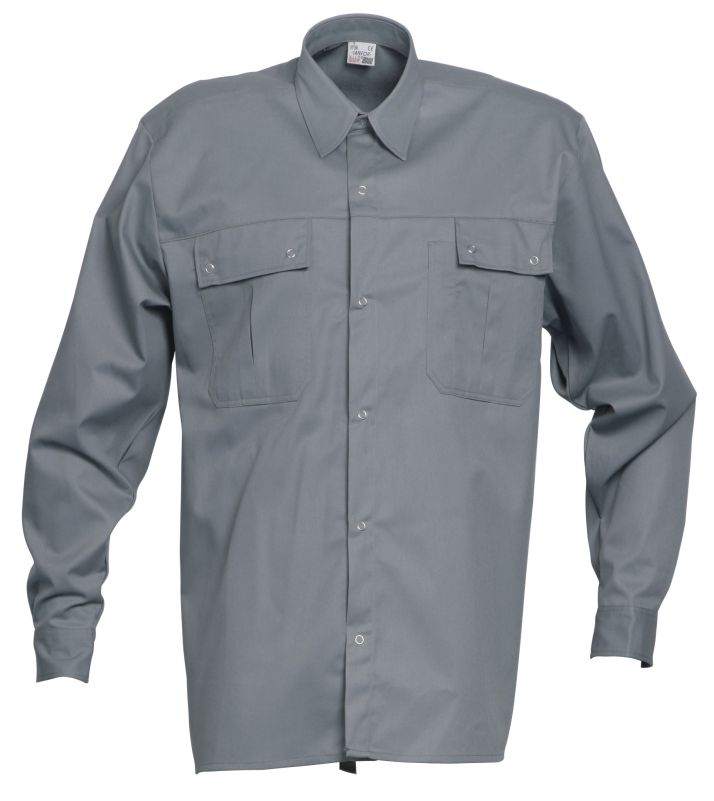 HaVeP Workwear/Protective wear Hemd lange mouw 1569
