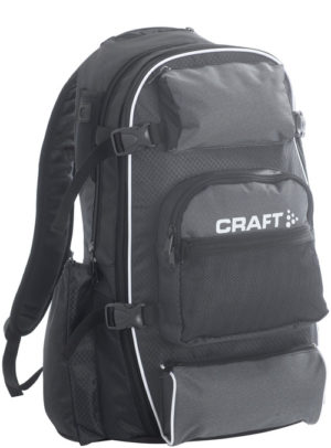 Craft New Coach bag Black 34 ltr black