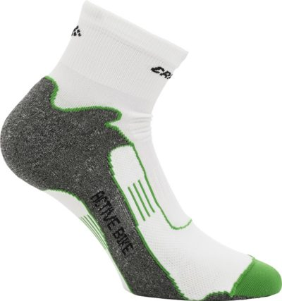 Craft Active Bike Sock white 46/48 white