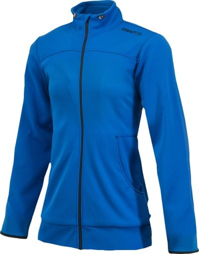 Craft Leisure Jacket Women Swe. blue xxl Swe. Blue