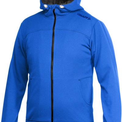 Craft Leisure Full Zip Hood Men swe. blue 4XL swe. blue