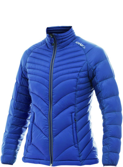 Craft Light Down Jacket Women swe. blue xl swe. blue