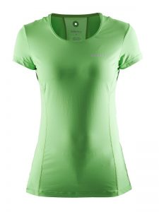 Craft Cool Tee With Mesh Women Craft green xxl Craft green
