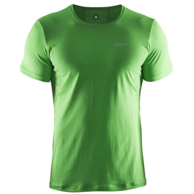 Craft Cool Tee With Mesh Men Craft green xxl Craft green