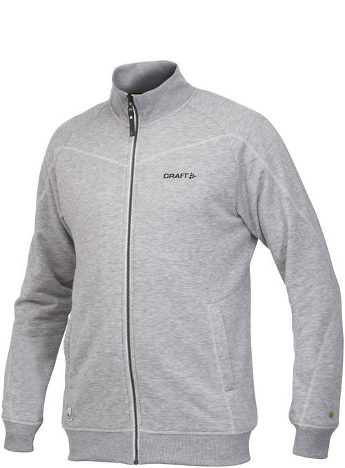 Craft In-The-Zone Sweatshirt Men greymelange 3xl greymelange