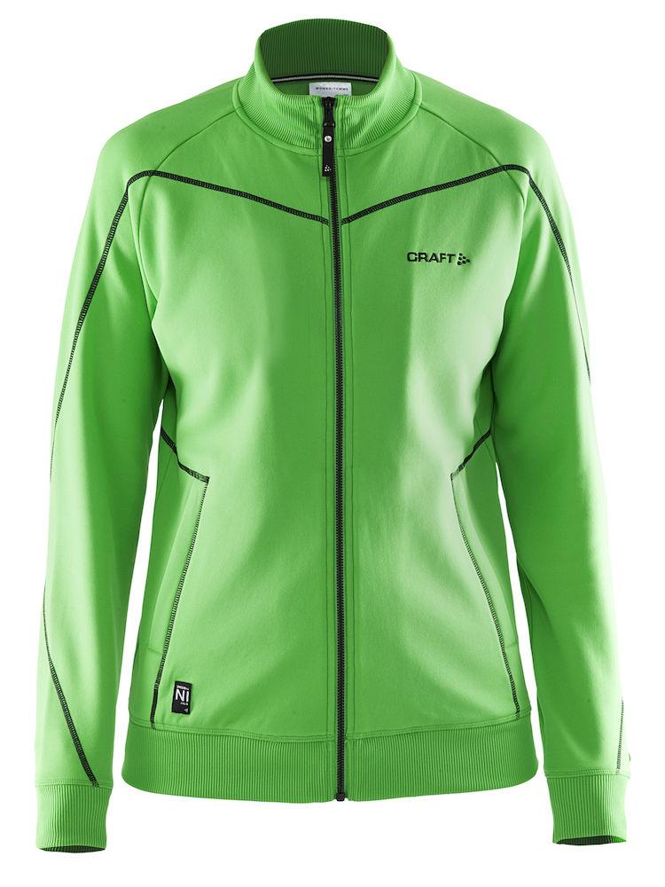 Craft In-The-Zone Sweatshirt Women Craft green xxl Craft green