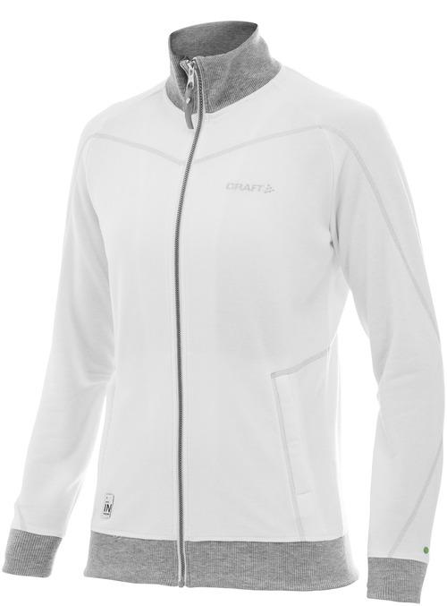 Craft In-The-Zone Sweatshirt Women white xxl white