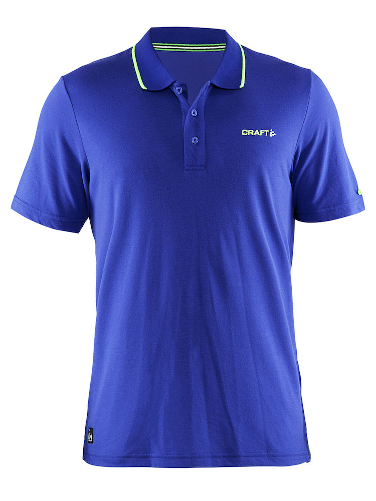 f26db6a8004059 Craft In-The-Zone Piqué Men atlantic 3xl atlantic