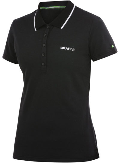 Craft In-The-Zone Piqué Women black xxl black