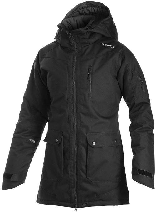 Craft Parker Jacket wmn black xxl black