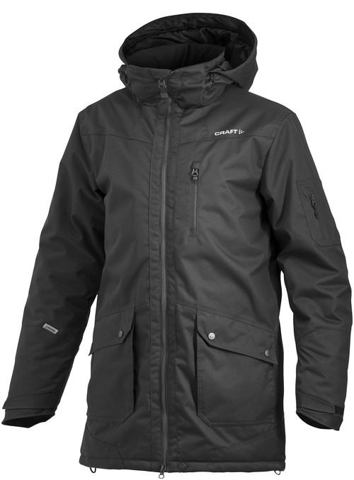 Craft Parker Jacket black 3xl black