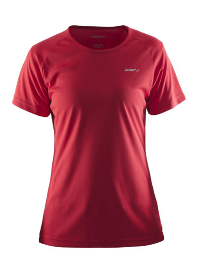 Craft Prime Tee women red xxl red