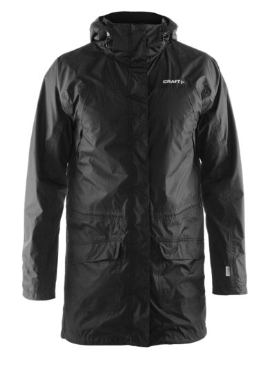 Craft Parker Rain Jacket men black 3xl black