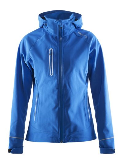 Craft Cortina Softshell Jacket women Swe. blue xxl Swe. Bleu
