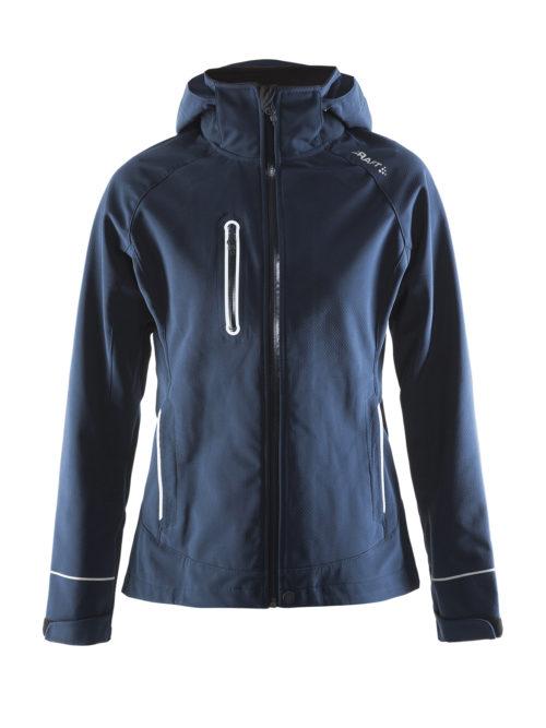 Craft Cortina Softshell Jacket women dark navy xxl dark navy