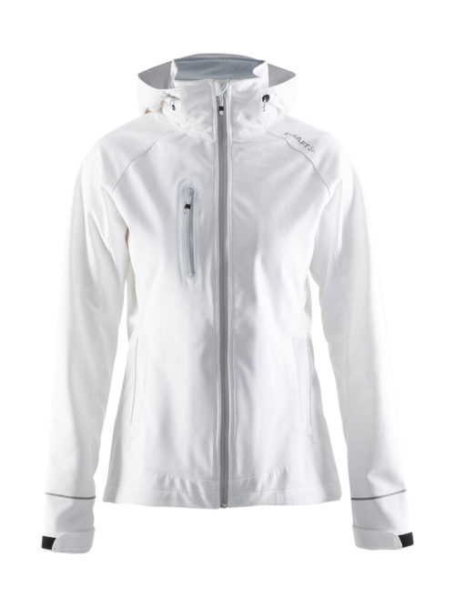 Craft Cortina Softshell Jacket women white xxl white
