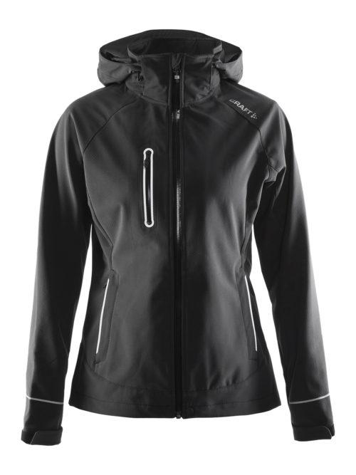 Craft Cortina Softshell Jacket women black xxl black
