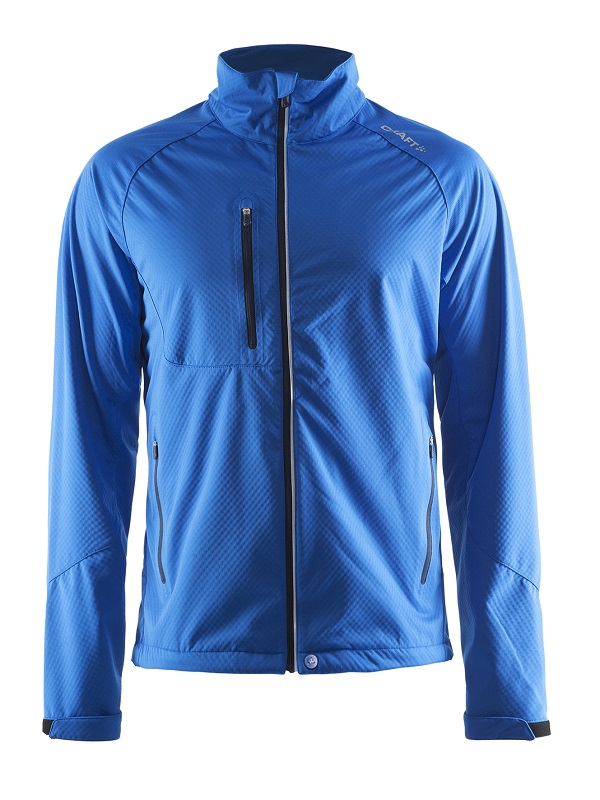 Craft Bormio Softshell Jacket men Swe. bleu 4xl Swe. Bleu