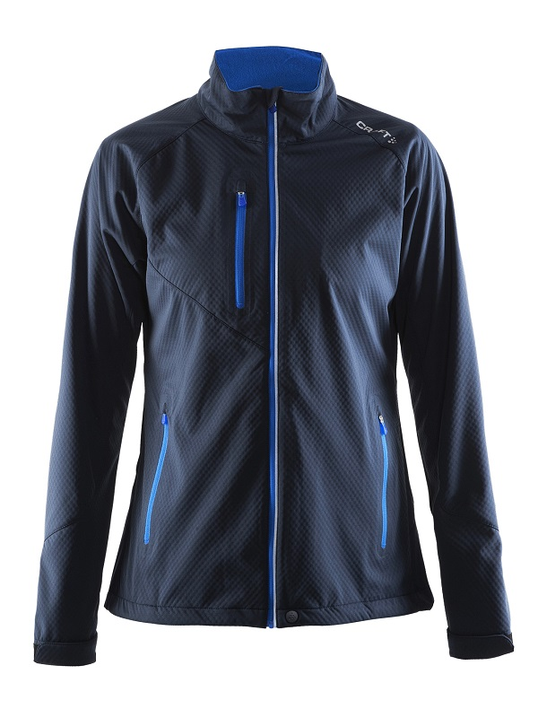 Craft Bormio Softshell Jacket women dark navy xxl dark navy