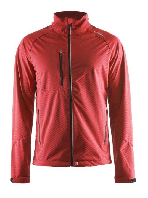 Craft Bormio Softshell Jacket women bright red xxl bright red